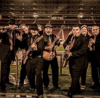 Jesse Charls Band at Levis Stadium